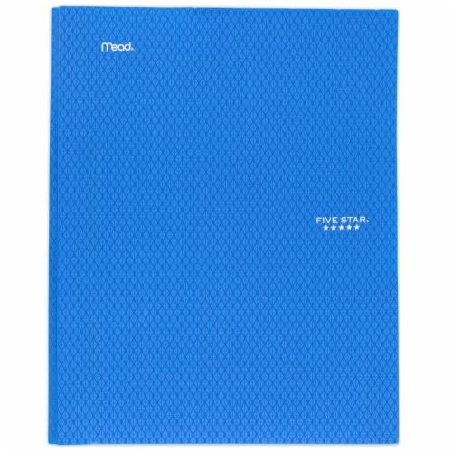 Five Star® 2-Pocket & Prong Folder - Assorted Perspective: left