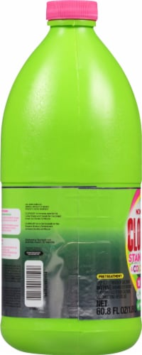 Cloralen Stain Remover & Color Protection Bleach Perspective: left