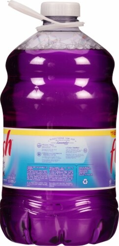 Flash Lavender Passion Multipurpose Cleaner Perspective: left