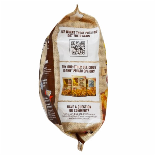 Grown In Idaho Crispy Potato Puffs Perspective: left