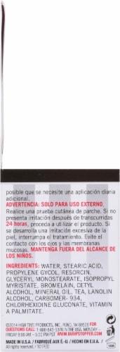 High Time Bump Stopper Sensitive Skin Razor Bump Treatment Perspective: left
