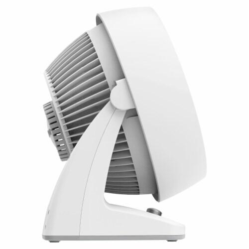 Vornado 633DC Energy Smart Air Circulator Fan Perspective: left