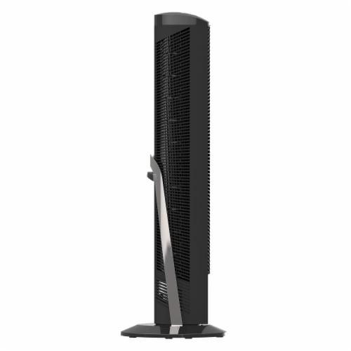 Vornado Oscillating Tower Fan - Black Perspective: left