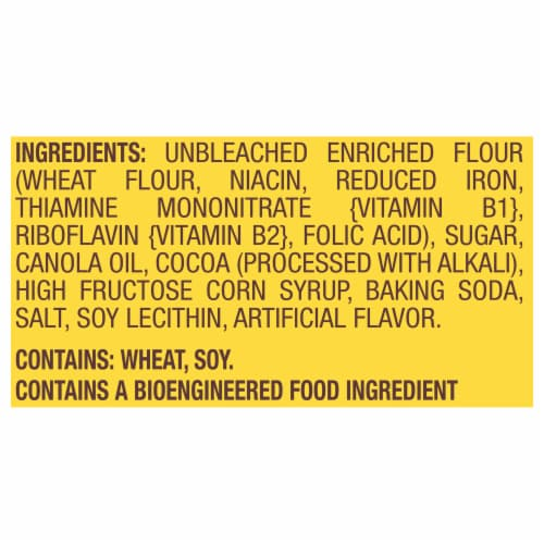 Nabisco Famous Chocolate Wafer Cookies Perspective: left