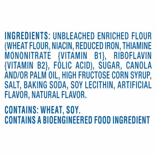Oreo Mini Golden Sandwich Cookies G-Pak Perspective: left