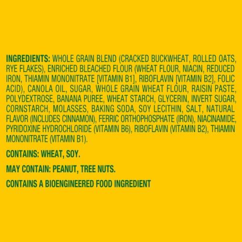 belVita Soft Baked Banana Bread Breakfast Biscuits Perspective: left