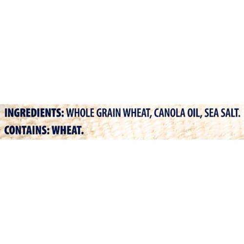 Triscuit Hint of Sea Salt Crackers Perspective: left