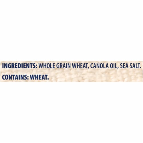 Triscuit Original Crackers Family Size Perspective: left