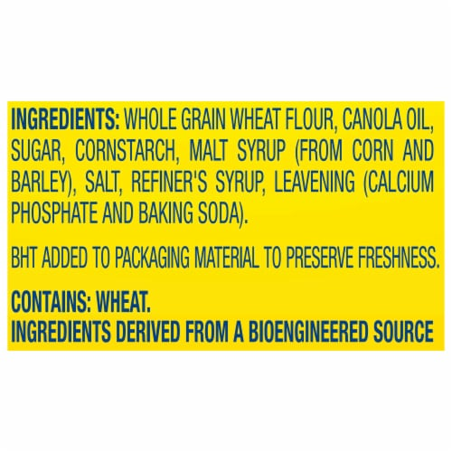 Wheat Thins Original Snack Crackers Perspective: left