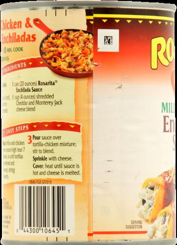 Rosarita Mild Enchilada Sauce Perspective: left
