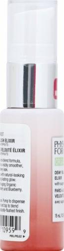 Physicians Formula Organic Wear Apricot Glow Dewy Blush Elixir Perspective: left