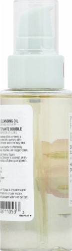 Physicians Formula Organic Wear Double Cleansing Oil Perspective: left