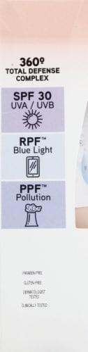 Physicians Formula Natural Defense Sheer Line of Defense Fair to Light Foundation Sunscreen SPF30 Perspective: left