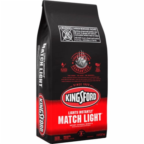 Kingsford Match Light Instant Charcoal Briquettes Perspective: left