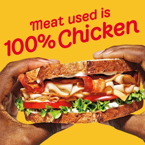 Oscar Mayer Deli Fresh Rotisserie Seasoned Chicken Breast Perspective: left