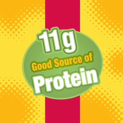 Lunchables Pepperoni & Cheese Cracker Stackers Perspective: left