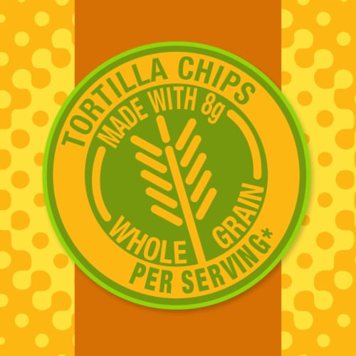 Lunchables Nachos Cheese Dip & Salsa Perspective: left