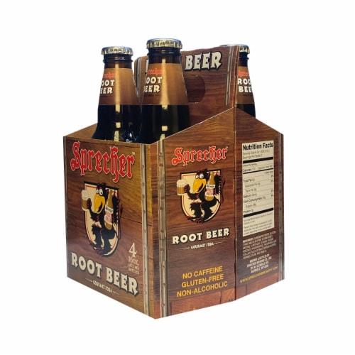 Sprecher™ Root Beer Perspective: left