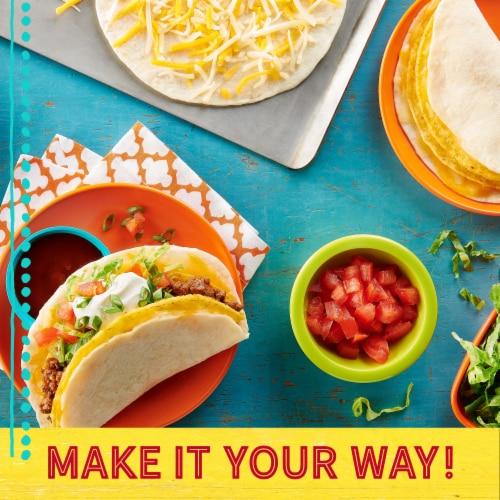 Old El Paso Gluten-Free Crunchy Taco Shells Perspective: left