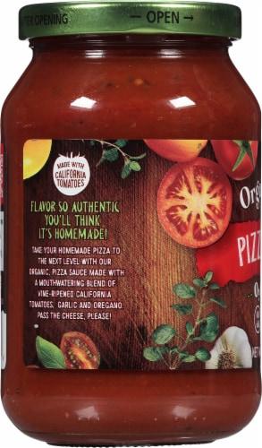 Organicville Organic Pizza Sauce Perspective: left