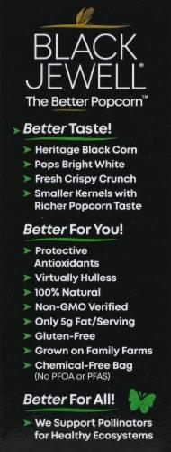 Black Jewell Natural Popcorn Perspective: left