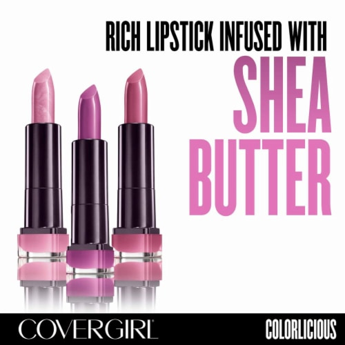 CoverGirl Colorlicious Spellbound Lipstick Perspective: left