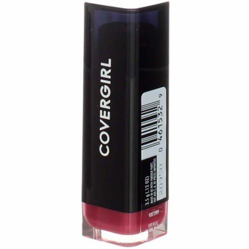 CoverGirl Colorlicious Coquette Orchid Lipstick Perspective: left