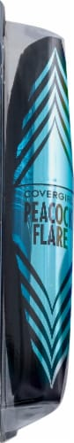 CoverGirl Peacock Flare Black Brown Mascara Perspective: left