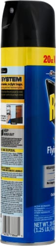 Raid® Flying Insect Killer Perspective: left