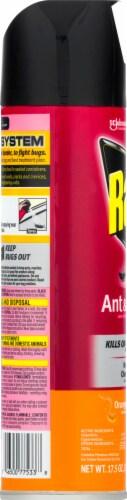Raid Orange Breeze Scent Ant and Roach Killer Perspective: left