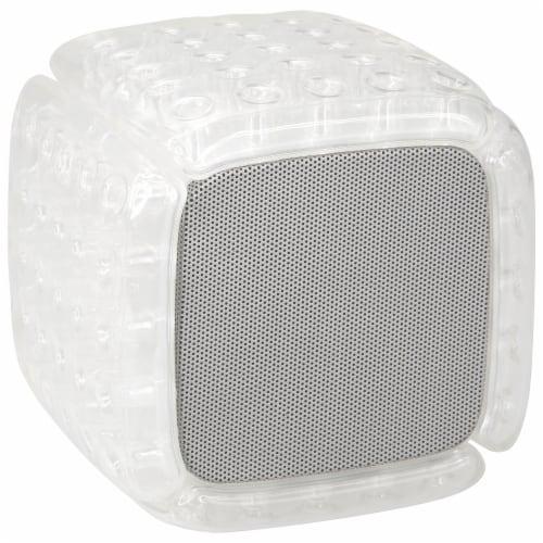 iLive ISBW101W Bluetooth Speaker Perspective: left