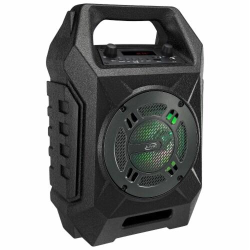 iLive Bluetooth Tailgate Speaker Perspective: left