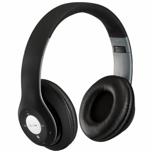 iLive Bluetooth Headphones Perspective: left