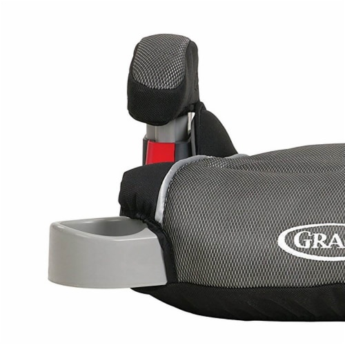 Graco TurboBooster Backless Car Seat Perspective: left