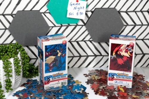 Pokemon XY VS Series Ultra Foil 100 Piece Jigsaw Puzzle Set   Includes 2 Puzzles Perspective: left