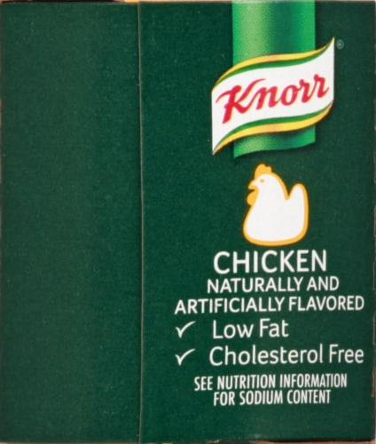 Knorr Homestyle Concentrated Chicken Stock Perspective: left