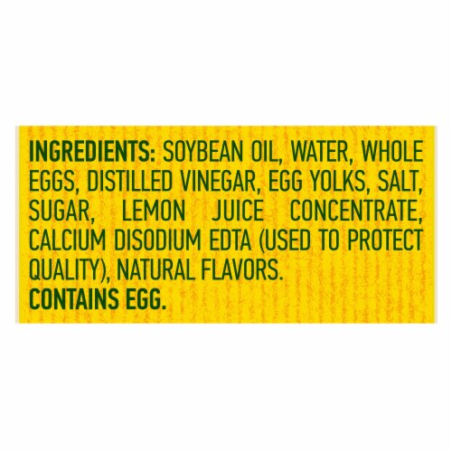 Best Foods Real Mayonnaise Squeeze Bottle Perspective: left