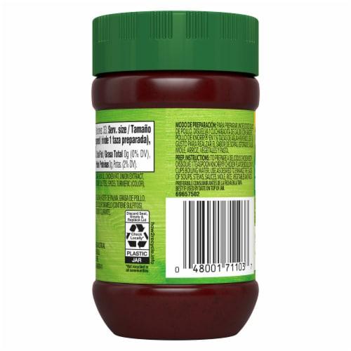 Knorr Chicken Flavor Bouillon Perspective: left