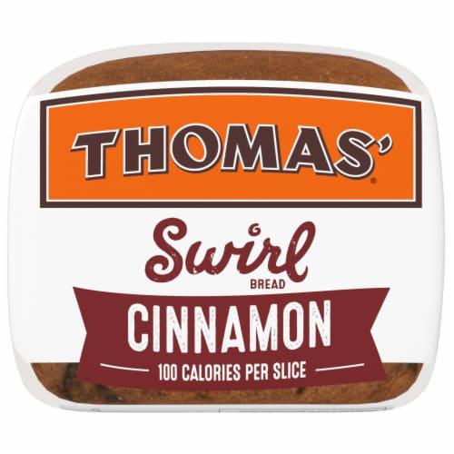 Thomas' Cinnamon Swirl Bread Perspective: left