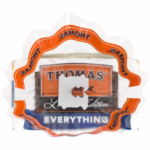 Thomas Limited Edition Everything English Muffins Perspective: left