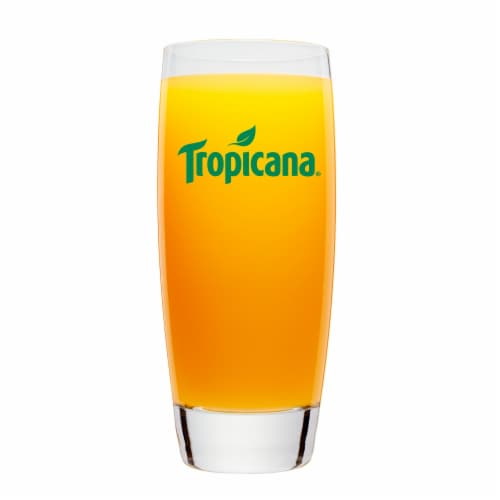 Tropicana No Pulp with Calcium + Vitamin D Orange Juice Perspective: left