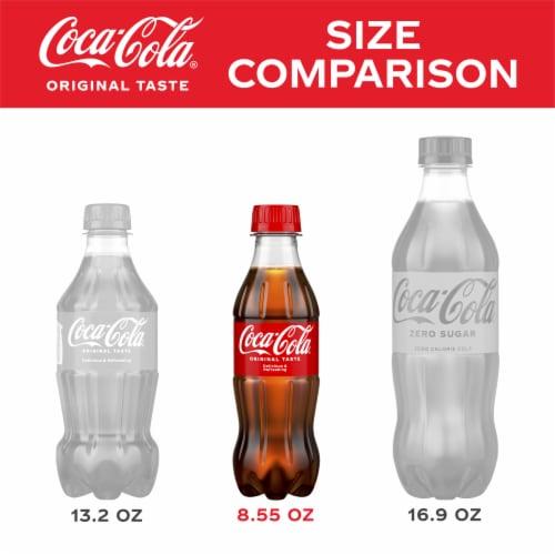 Coca-Cola Classic Soda Perspective: left