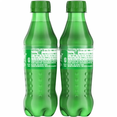 Sprite Lemon-Lime Soda Perspective: left