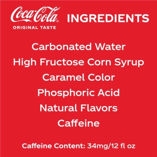 Coca-Cola® Classic Soda Perspective: left