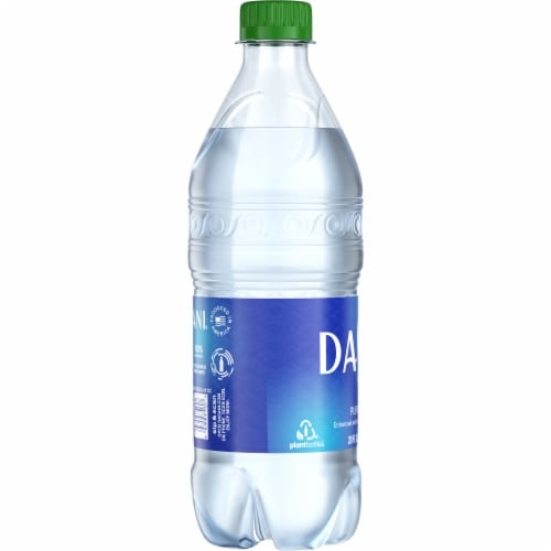 Dasani® Purified Water Perspective: left