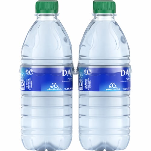 Dasani Purified Water Perspective: left
