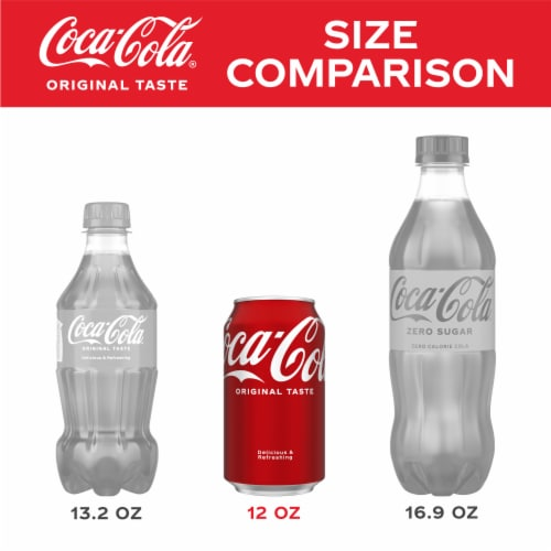 Coca-Cola Soda Perspective: left