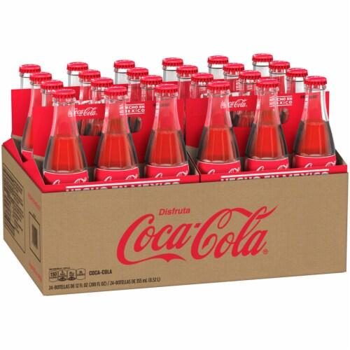 Coca-Cola Mexico Soda Perspective: left