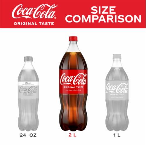 Coca-Cola Soda Perspective: left