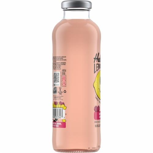 Hubert's Raspberry Lemonade Perspective: left